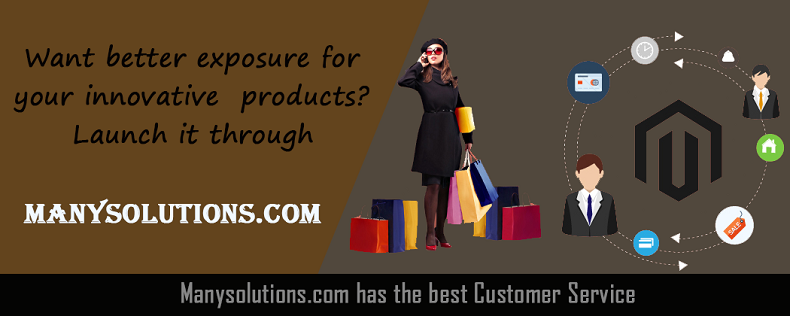 ManySolutions.com is a marketplace website, and here is why you should sell your innovative products here